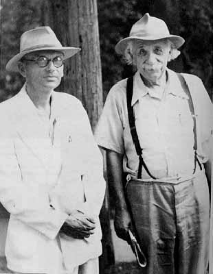 Gödel and Einstein